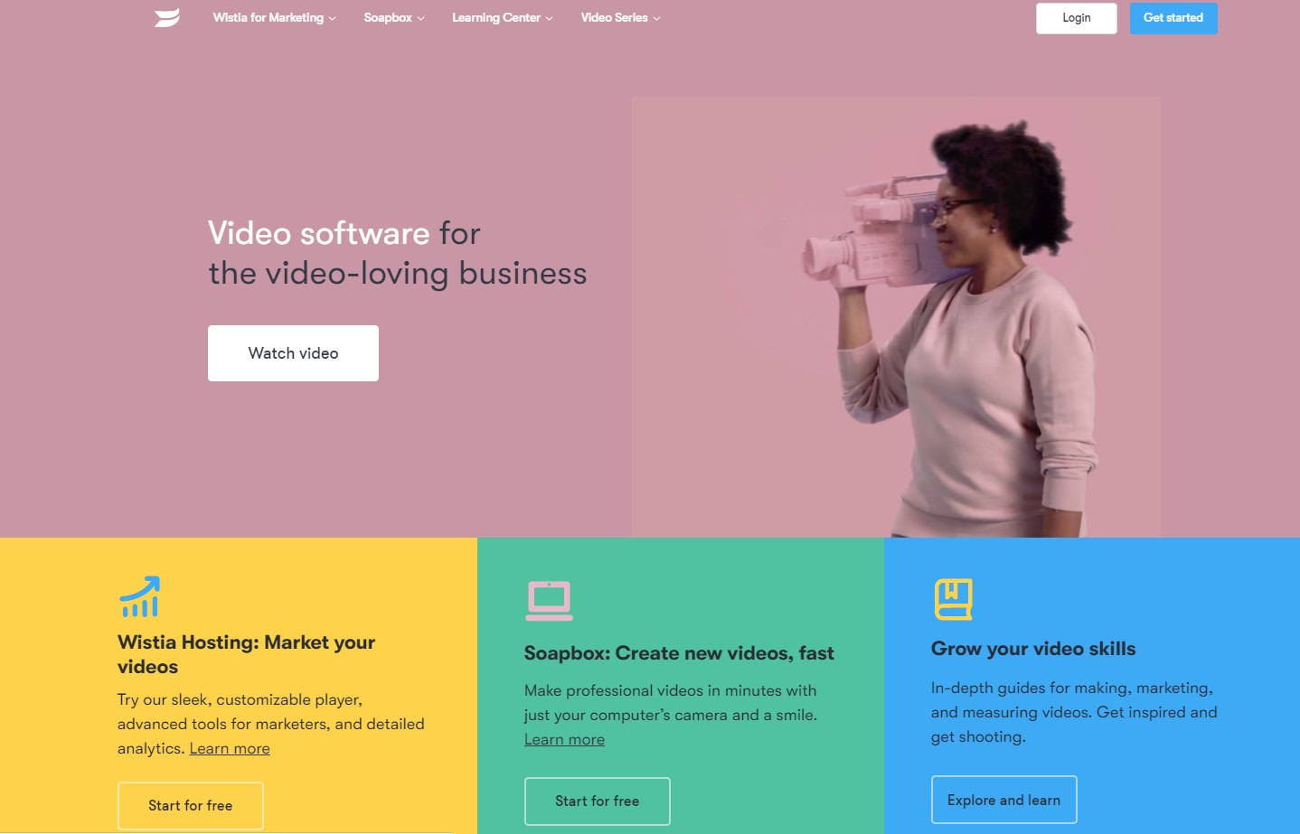 wistia for Video Marketing